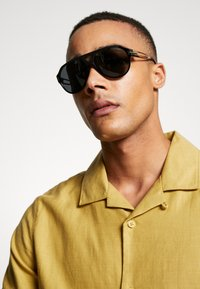 Tom Ford - Sunglasses - black/smoke - 1
