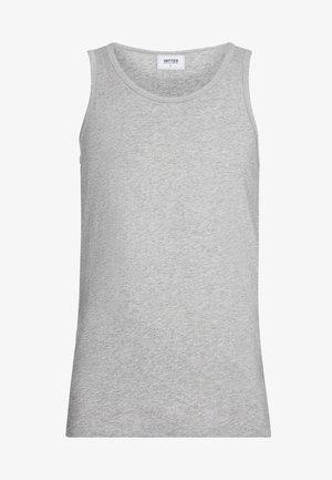 Undershirt - gray melange