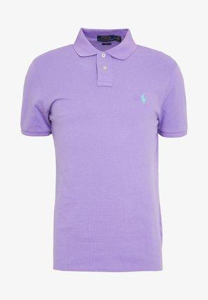 SLIM FIT MESH POLO SHIRT - Polo shirt - hampton purple