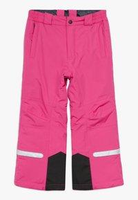 LEGO Wear - Snow pants - dark pink - 2