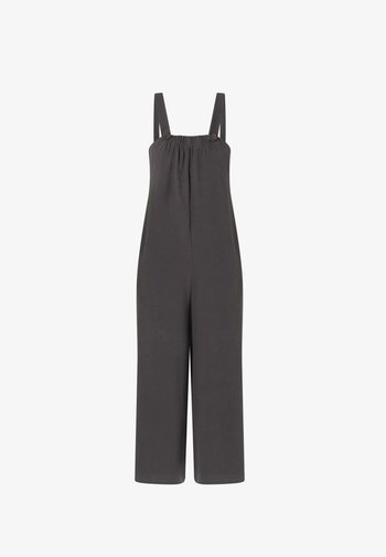 LONG STRAPPY WITH POCKETS - Jumpsuit - anthracite