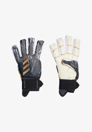 PREDATOR PRO IN - Goalkeeping gloves - schwarz