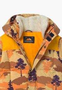 Scotch & Soda - PADDED - Winter coat - brown/orange - 3