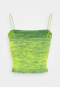 BDG Urban Outfitters - BUNGEE STRAP TUBE  - Top - lime space - 1