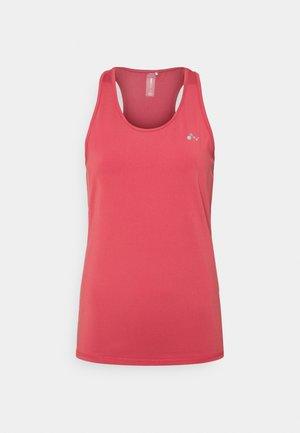 ONPCLARISSA TRAINING - T-shirt de sport - holly berry