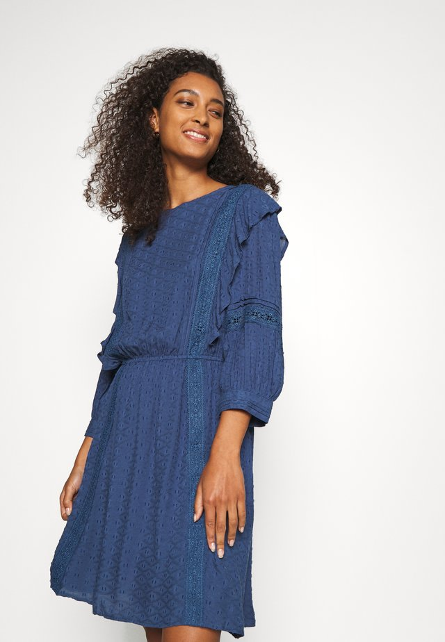 BYJESS DRESS  - Robe d'été - ensign blue