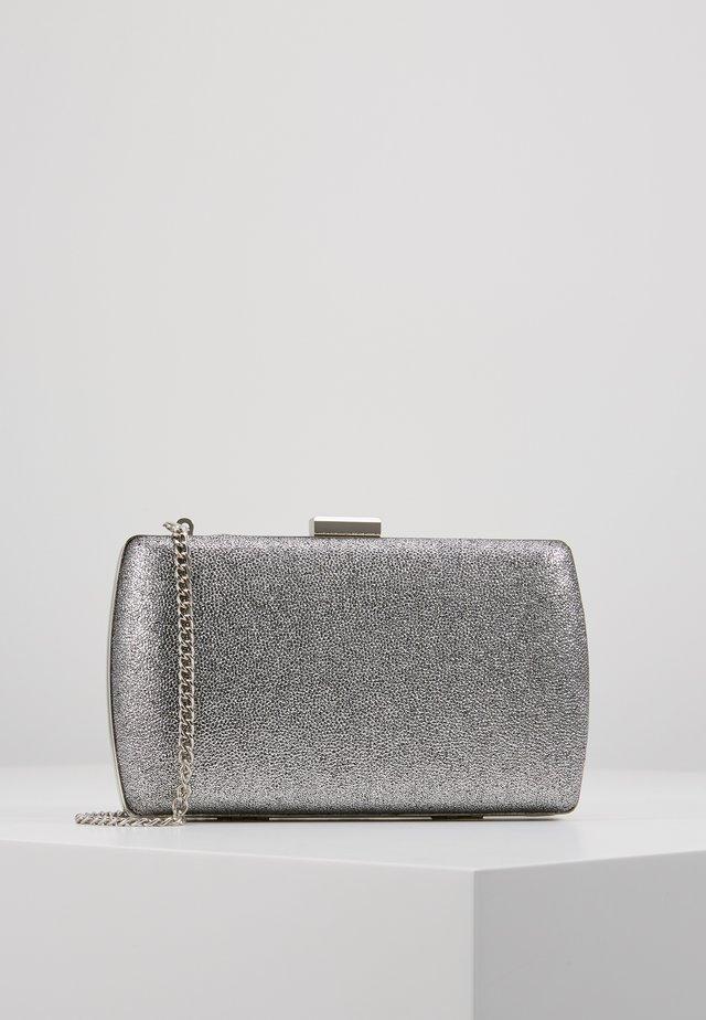 BOX - Clutch - silver