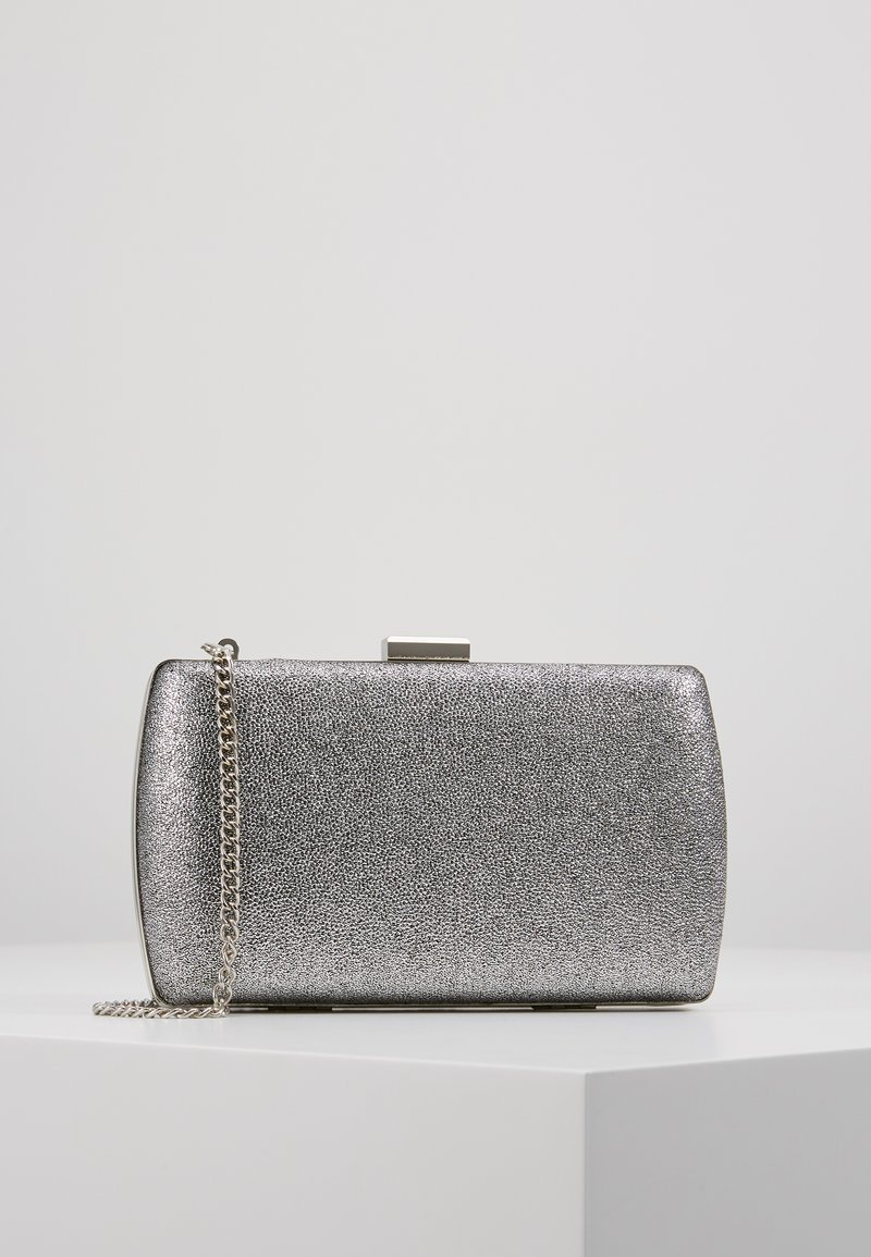 Dorothy Perkins - BOX - Clutch - silver