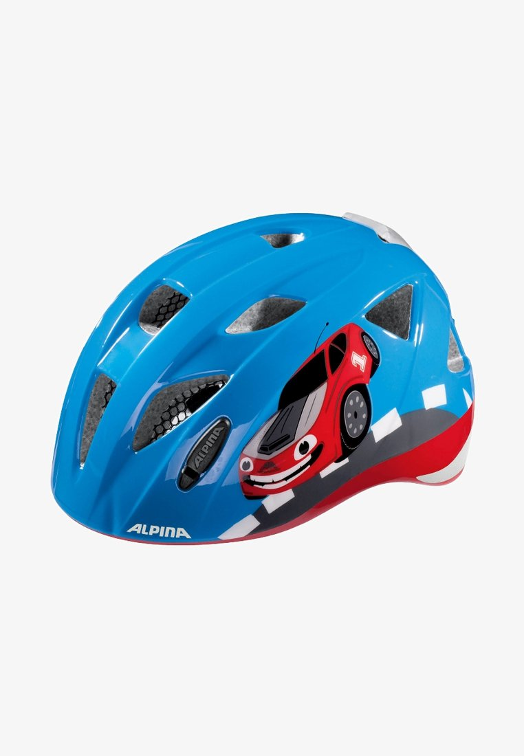 Alpina - XIMO FLASH - Helmet - blue