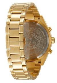Versace Watches - V- CHRONO - Zegarek chronograficzny - gold-coloured - 1