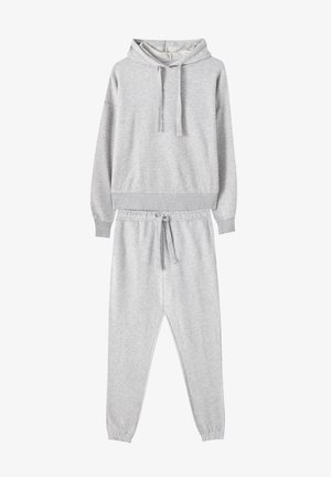 SET - Kapuzenpullover - grey