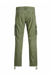 Jack & Jones - DRAKE ZACK - Cargo trousers - dusty olive - 7