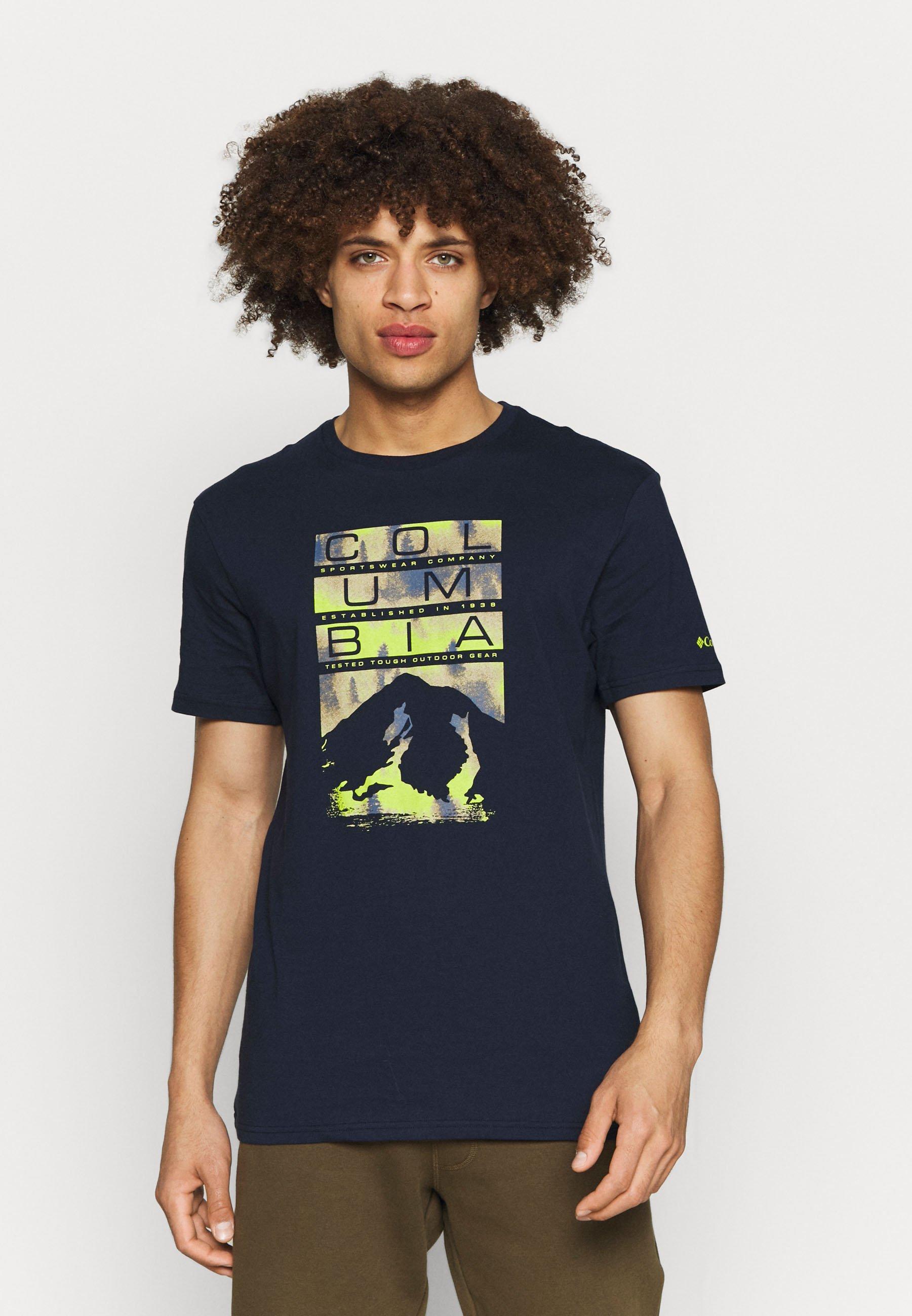 Men REBEL RIDGE™ GRAPHIC SHORT SLEEVE - Print T-shirt
