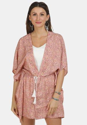 Lehká bunda - pink