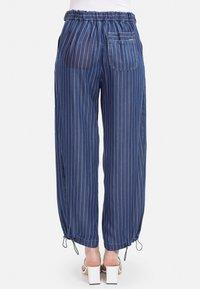 HELMIDGE - Trousers - blau - 1