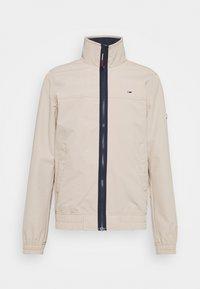 ESSENTIAL CASUAL  - Summer jacket - beige