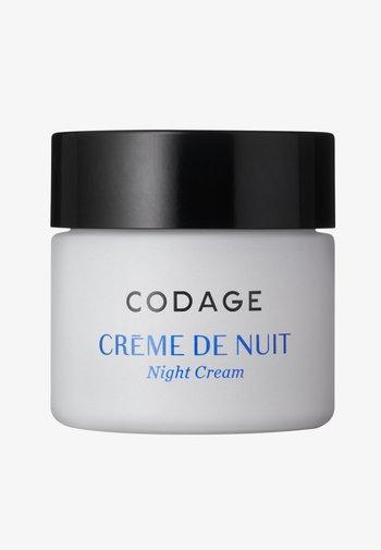 NIGHT CREAM 50ML - Night care - neutral
