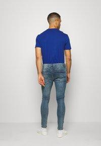 Brave Soul - MADISONCHARC - Jeans Tapered Fit - light blue - 2