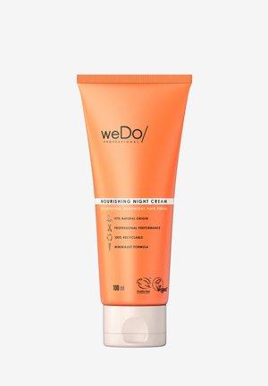 NOURISHING NIGHT CREAM - Hair treatment - -