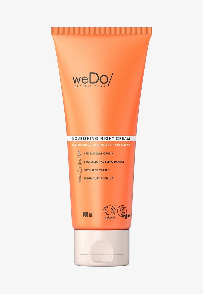 weDo/ Professional - NOURISHING NIGHT CREAM - Hair treatment - -