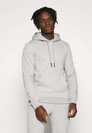 ONSCERES LIFE  - Sweat à capuche - light grey melange