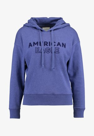 INTERNATIONAL HOODIE - Huppari - blue