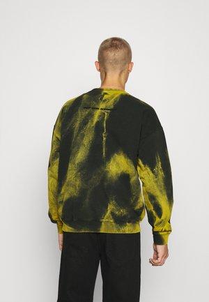 MART UNISEX - Collegepaita - yellow/black