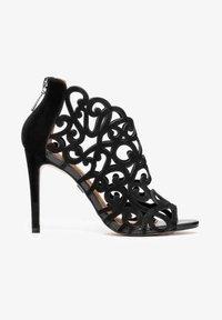 Kazar - MEGAN - High heeled sandals - black - 0