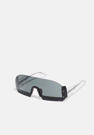 Sluneční brýle - matte black/green
