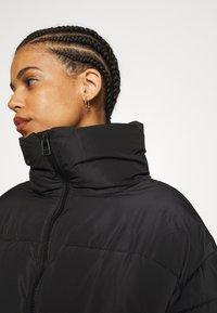 Monki - BEA - Zimní bunda - black dark - 4
