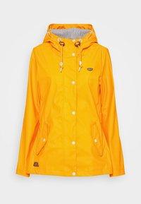 MARGE - Light jacket - yellow