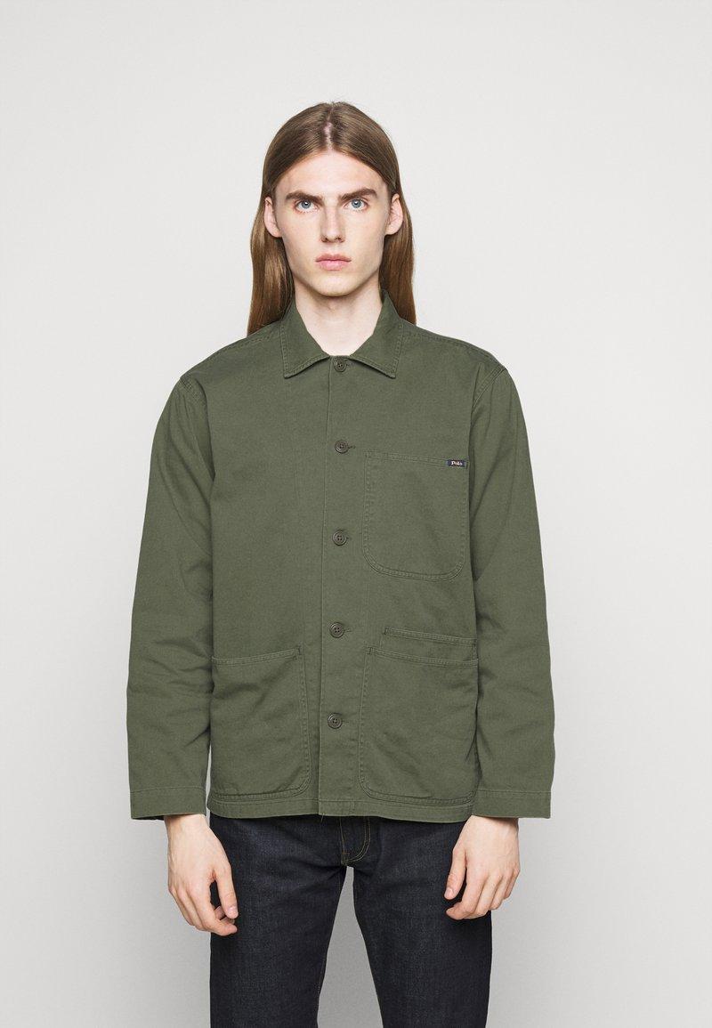 Polo Ralph Lauren - PIECEDYE MILT CHINO - Shirt - army olive