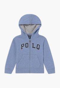Polo Ralph Lauren - Zip-up hoodie - cobalt heather - 0