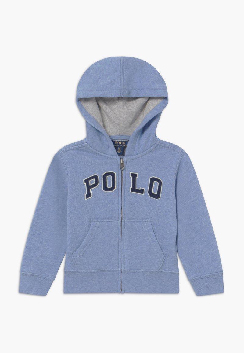 Polo Ralph Lauren - Hoodie met rits - cobalt heather