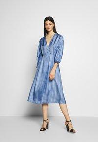 Lovechild - LANE - Day dress - boy blue - 0