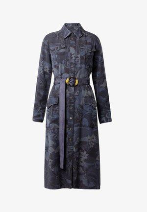 VEST MONTSE - Denim dress - blue