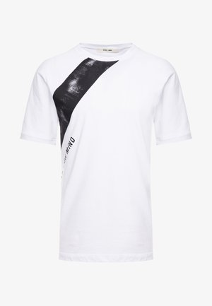TIES - T-shirt imprimé - white