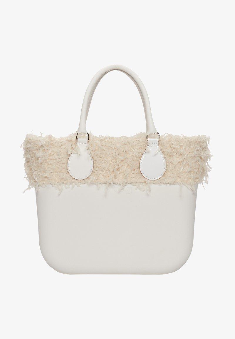 O Bag - Tote bag - white/beige