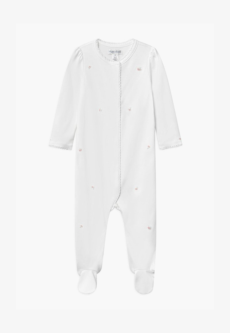 Polo Ralph Lauren - SCHIFFLI ONE PIECE - Combinaison - white