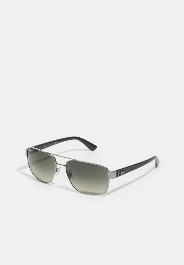 Sunglasses - shiny grey