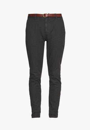 STUART - Chino kalhoty - charcoal