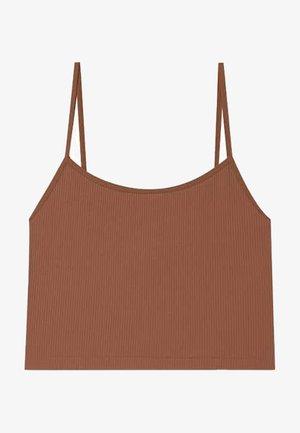 Top - brown