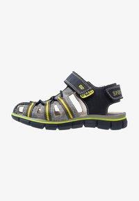 Primigi - Walking sandals - azzurro/jeans - 1