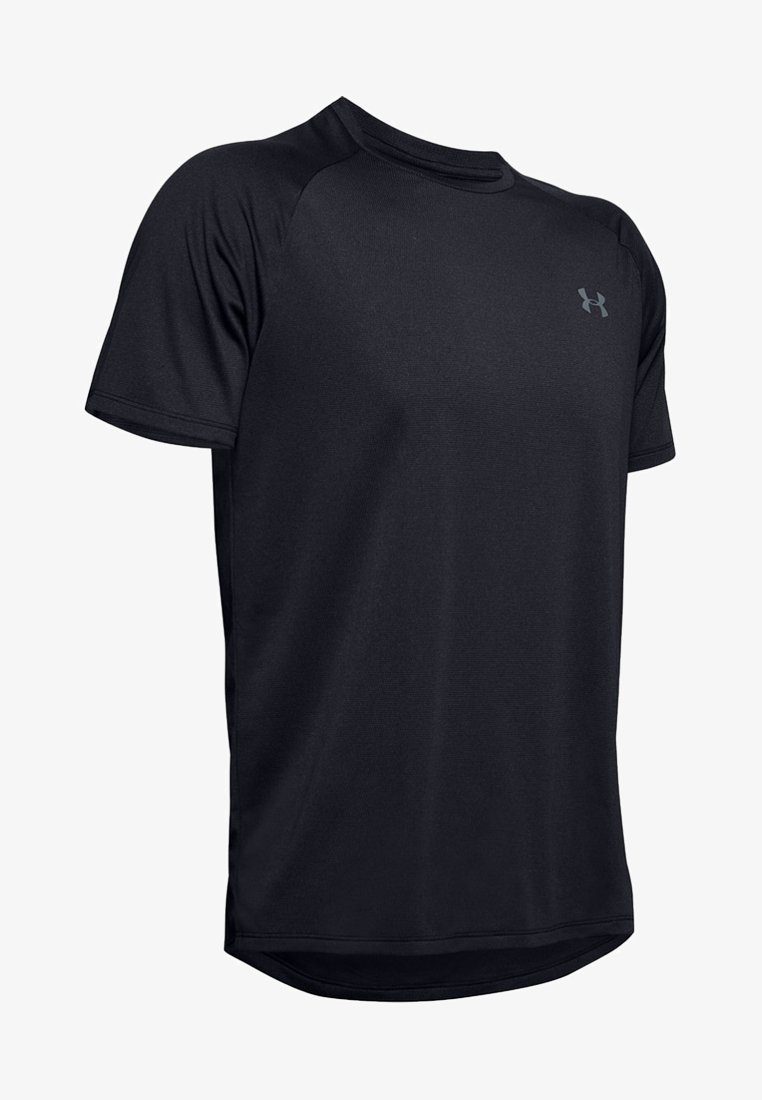 Under Armour - TECH NOVELTY - Basic T-shirt - black