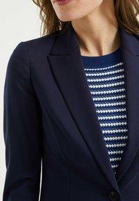 WE Fashion - REGULAR FIT - Sportovní sako - dark blue - 3