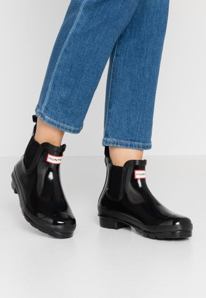 WOMENS ORIGINAL CHELSEA GLOSS - Wellies - black