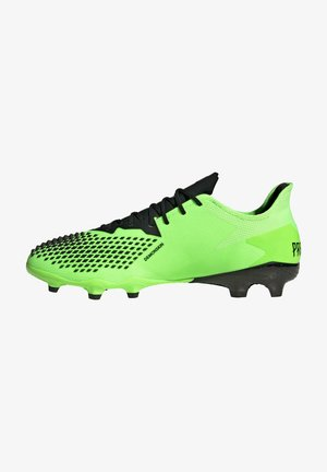 PREDATOR 20.2 FOOTBALL BOOTS FIRM GROUND - Fodboldstøvler m/ faste knobber - siggnr/ftwwht/cblack