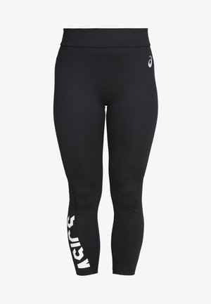ESSENTIAL 7/8 TIGHT - Medias - performance black/brilliant white