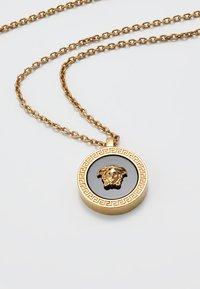 Versace - Ketting - nero/oro tribute - 6