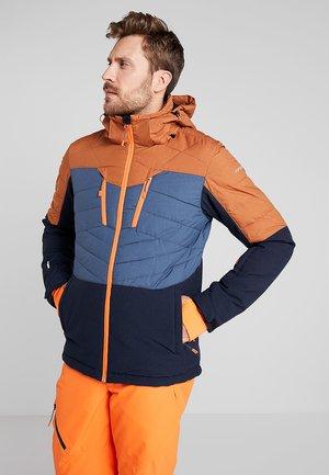 CLOVER - Ski jacket - dark blue
